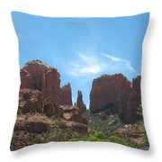Amazing Throw Pillow