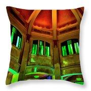 Amazing Dome Throw Pillow