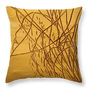 Amazing Grace - Tile Throw Pillow