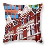 Amazing London Throw Pillow