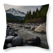 Amazing Night Throw Pillow