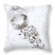 Amber #7820 Throw Pillow