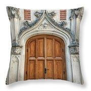 Amboise Door Throw Pillow