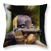 Ambush Throw Pillow