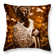 Ambuya Grandmother Throw Pillow
