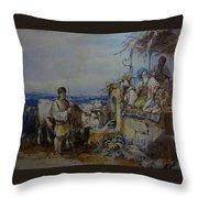 Amedeo Preziosi Shephard Throw Pillow
