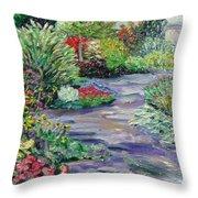 Amelia Park Blossoms Throw Pillow