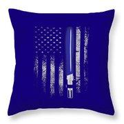 America War Throw Pillow