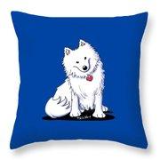 American Eski Throw Pillow