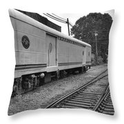 American Federail Throw Pillow