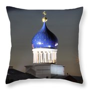 American History 24x24 Throw Pillow