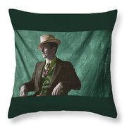 American Horror Story Throw Pillow