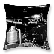 American Vacation Throw Pillow