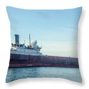 American Victory Off Saint Clair Throw Pillow