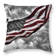 American Wave Sc Throw Pillow