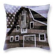 Americana Glory Throw Pillow