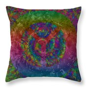 Americans Want Peace Throw Pillow