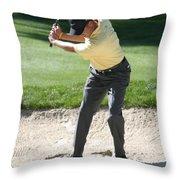 Ames Sand Trap I Throw Pillow