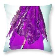 Ameynra Fashion - Iris Skirt Throw Pillow