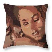 Amoureuse Throw Pillow