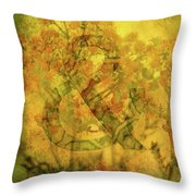 Ampersand Throw Pillow