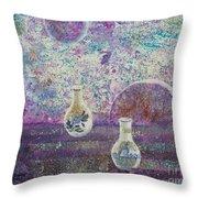 Amphora-through The Looking Glass Throw Pillow