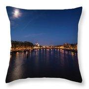 Amstel 2 Throw Pillow