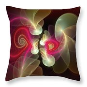 Amusement Throw Pillow