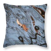 An Abstract Reality Throw Pillow