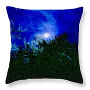 An Affair With Isolation_forest Throw Pillow