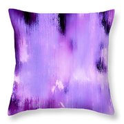 An Angels Flight Throw Pillow