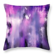 An Angels Smile Throw Pillow