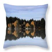An Artist's Dream-2 Throw Pillow