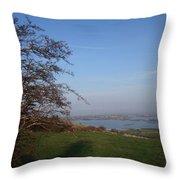 An Autumn Afternoon, Ireland Throw Pillow