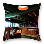 An Early Lunch Throw Pillow