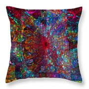 Early November Dream Throw Pillow