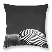 An English Summer Throw Pillow