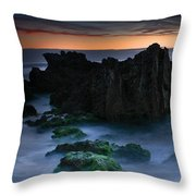 An Escape Throw Pillow