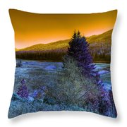 An Idaho Fantasy 1 Throw Pillow