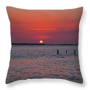 An Illuminating Memoir Throw Pillow