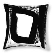 An Open Window 2- Art By Linda Woods Throw Pillow