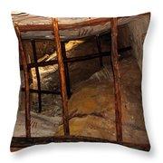 Anasazi Home Throw Pillow