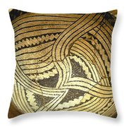 Anasazi Pot Throw Pillow