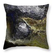 Anatomy Of A Vision Throw Pillow