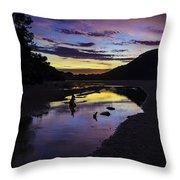 Anchorage Dream Throw Pillow