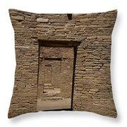 Ancient Doorways 2 Throw Pillow