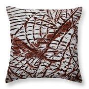 Ancient Dreams - Tile Throw Pillow