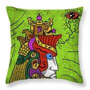 Ancient Egypt Pharaoh Throw Pillow