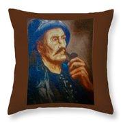 Ancient Mariner Throw Pillow