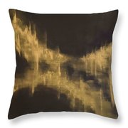 Ancient Opulence Throw Pillow